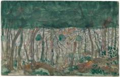 """""""Sous-bois (Undergrowth)"""", ca.1870-1890"""