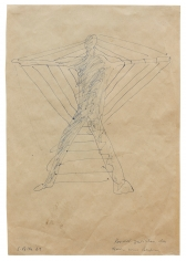 """""""Cord Between Arms and Legs"""", 1969"""