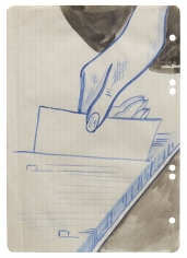 """Untitled"", ca. 1968-1969"