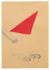 """""""Biskuitrolle (Biscuit Roll)"""", ca. 1964"""