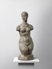 WILHELM LEHMBRUCK, 'Kleiner weiblicher Torso (Hagener Torso)', 1911
