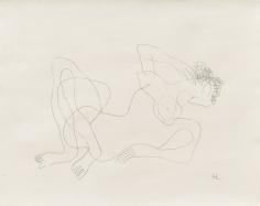 "Henri Laurens ""Femme couchée (Woman lying down)"", 1948"