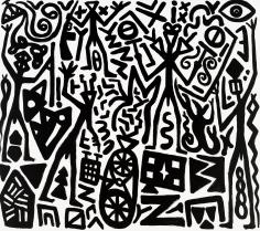 """System Painting -Free Speech"", 2007"