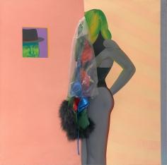 """Allen Jones """"Bra-la-la"""", 1974"""