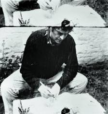"""""""La pluie (Projet pour un texte)"""", 1969"""