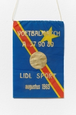 """LIDL Wimpel (LIDL Pennant)"", 1969"