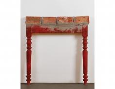 """""""Table avec briques"""", 1968"""