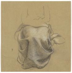 """""""Étude pour Le Bois Sacré (Study for The Sacred Grove)"""", 1889"""