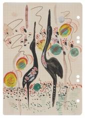 """Untitled (Heron)"", 1966"