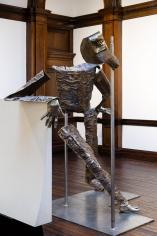 """Frederick Kiesler """"David"""", 1964-1965"""