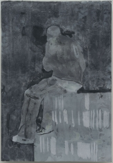 """Hurvin Anderson """"Seated Figure 1"""", 2006"""