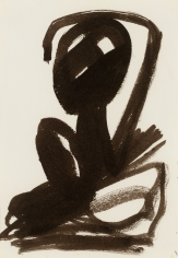 """""""Untitled"""", 1985 India ink on paper"""