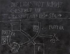 """""""Die LIDLSTADT nimmt Gestalt an (The LIDL-TOWN Takes Shape)"""", 1968"""