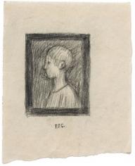 """""""Portrait de Pierre-Jacques Jones (Portrait of Pierre-Jacques Jones)"""", ca. 1855-1860"""