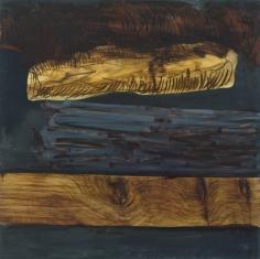"""""""Untitled"""", 2000 Mixed media on masonite"""