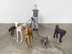 """Hundeführer (Dog Walker)"", 2019"