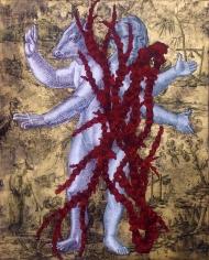 "Jörg Immendorff ""Untitled"", 2007"