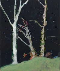 """""""Figures at Night"""", 2017"""