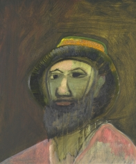 """Portrait (Beard)"", 2007"