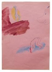 "Sigmar Polke ""Untitled (Platypus)"", ca. 1964"