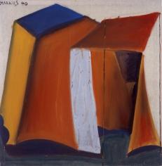 """""""Zelt 40 – dithyrambisch (Tent 40 – dithyrambic)"""", 1965"""