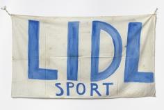 """LIDL-Fahne (LIDL-Flag)"", 1969"