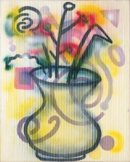 """""""Untitled (Lens Painting)"""", 2008"""