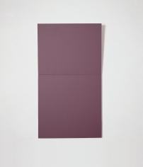 """AMARILLIS"", 1965 Acrylic on canvas"