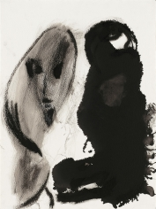 """""""Untitled"""", 1987 India ink, gouache on paper"""