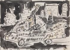 """""""Wasp Boy"""", 1985"""