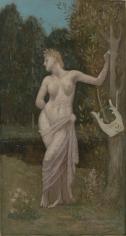 """Erato or Euterpe"", ca. 1889"