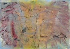 """Sigmar Polke """"Untitled"""", 1973"""