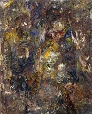 """""""Nu à la main blanche"""", 1989"""