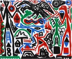 """Geierflug – Beute (Vulture Flight – Prey)"", 2011"