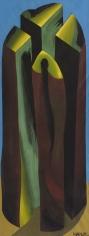 """""""Baumstamm - dithyrambisch (Tree Trunk - dithyrambic)"""", 1966"""