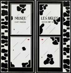 """""""Les Portes"""", 1969"""