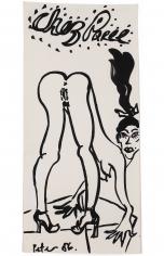 """""""Chez Paree 1"""", 1986"""