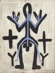 """Standart"", 1969 Dispersion on blanket"