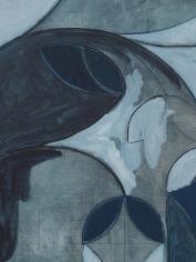 Kamrooz Aram, Nocturne 3 (Departing Nocturne) (detail), 2019