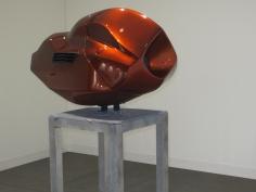 Installation view of Green Art Gallery, Dubai atArt Basel Statements, 2012
