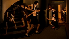 Nazif Topcuoglu, Like Thieves at Midnight, 2011, C-print, 121 x 210 cm,Ed. of 5