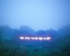 Jung Lee, How Could You Do This To Me?, 2011, C-type Print, 136 x 170 cm