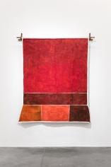 Ana Mazzei, Red Drop, 2018, Acrylic on Linen, 210 x 190 cm
