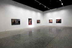 Innerscapes, Nazif Topcuoglu, Installation view at Green Art Gallery, Dubai, 2012