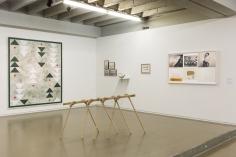 Installation view of Green Art Gallery, Dubaiat Independent Brussels, 2017