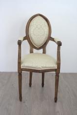 Nazgol Ansarinia, Mendings (chair), 2012, Mixed media, 97.75 x 47x 50.75 cm, Ed. of 2