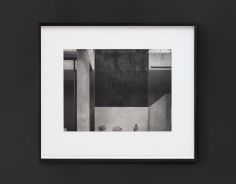 Seher Shah, Argument from Silence (weight and measure), 2019, Polymer photogravures on Velin Arches paper