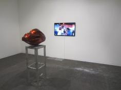 Installation view of Green Art Gallery, Dubai atArt Basel Statements,2012