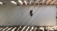 Nazgol Ansarinia, Fragment 1, Demolishing buildings, buying waste(still), 2016, Video, 6 mins 15 sec
