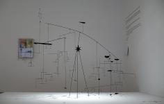 Alessandro Balteo-Yazbeck, UNstabile-Mobile(Installation view), 2006